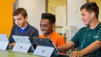 Microsoft dans l'éducation